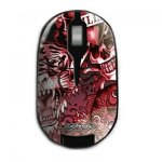 Ed Hardy Pro Wireless Mouse Red (Limited Edition)