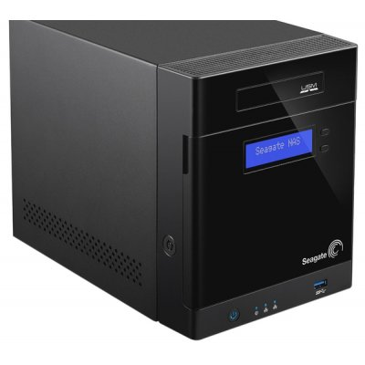 Seagate Business Storage NAS 8TB 4-Bay